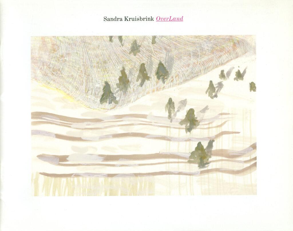 Publicatie Sandra Kruisbrink - Overland