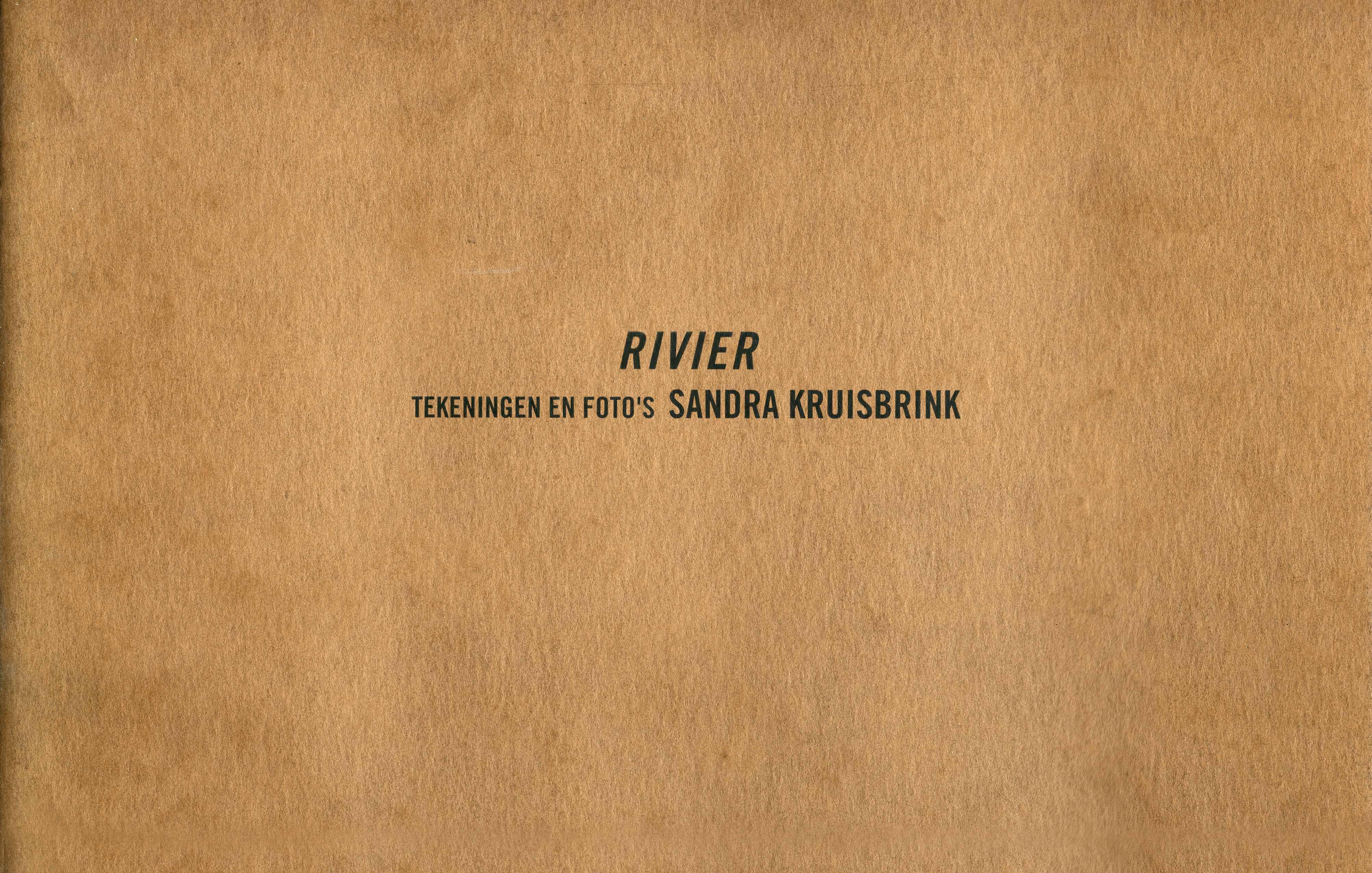 Publicatie Sandra Kruisbrink - Rivier